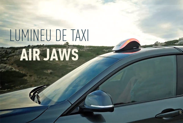 Lumineux TAXI AIR JAWS-ATA